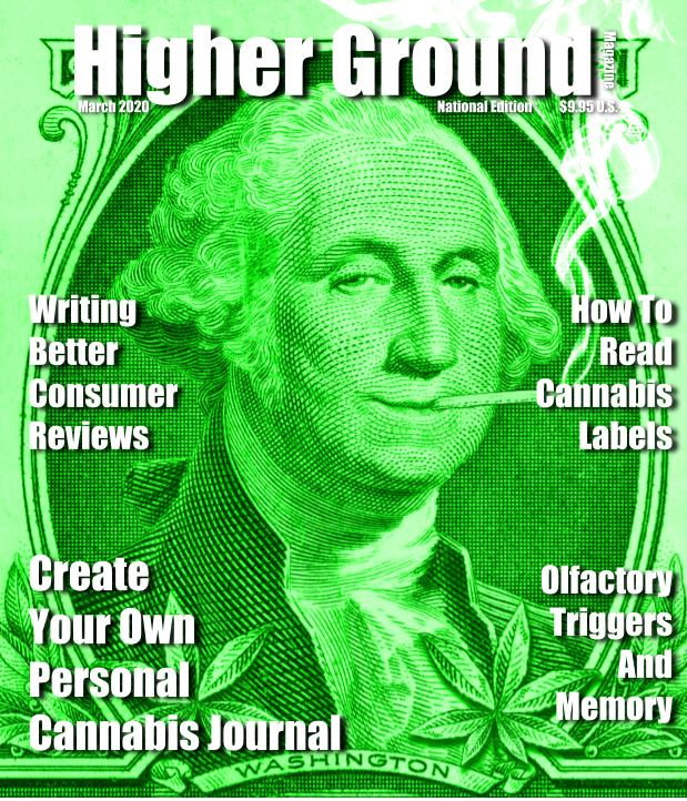 Higher Ground cover, Mar 2020