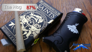 Saints joints scored 87% by HG420mag.com