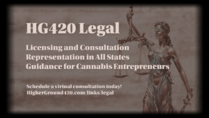 Legal representatives for cannabis law in every state - Higher Ground 420 Legal