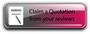 Did we quote you? Click to claim your REWARD